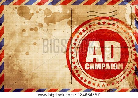Ad campaing