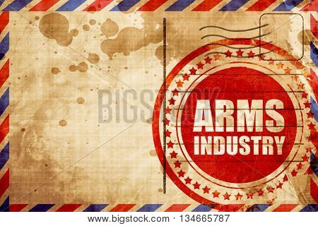 arms industry