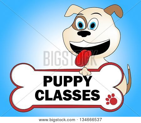 Puppy Classes Represents Pedigree Educate And Study