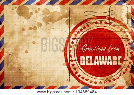 Greetings from delaware