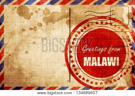 Greetings from malawi