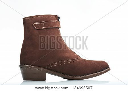 Side View Women Boot