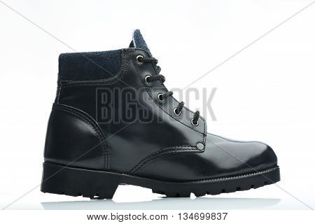 Side View Classic Boot