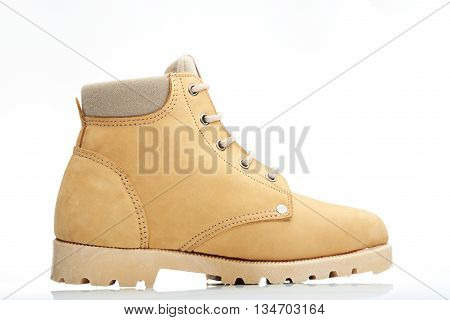 Fashion Timber Boot