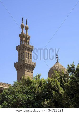 Masjid Qaitbay Al Ramah, Cairo , Egypt.
