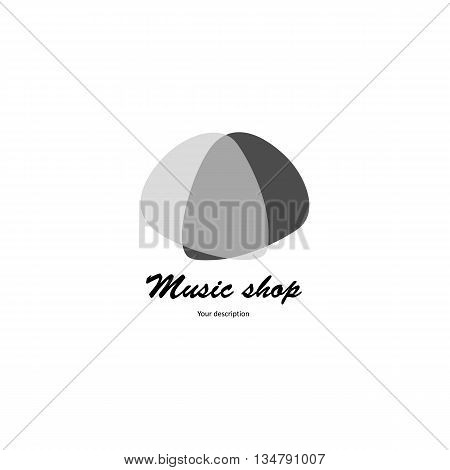 The sign associated with music, 2 mediator