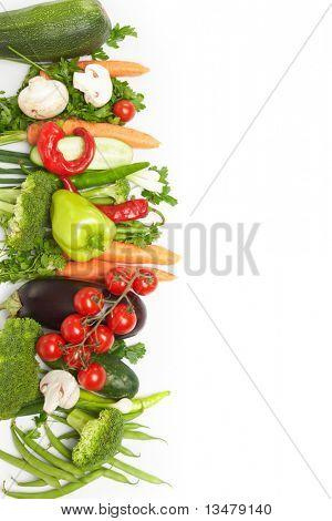 kalorienarme Gemüse