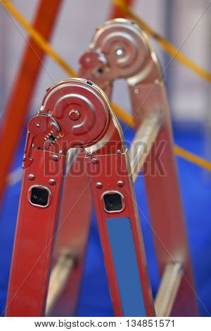 View On Ladder Mechanism