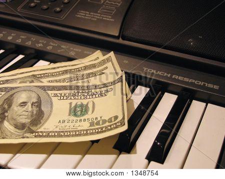 Dinheiro de piano