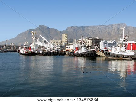 This Is Victoria And Alfred Waterfront, Cape Town South Africa 64