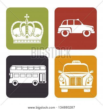 england culture design, vector illustration eps10 graphic