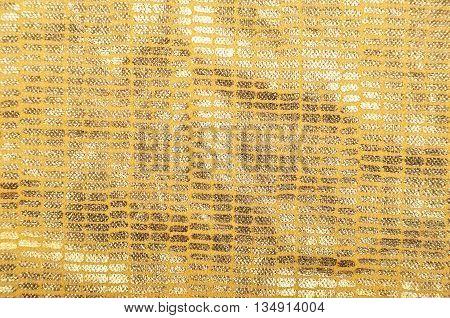 Golden Brocade Background