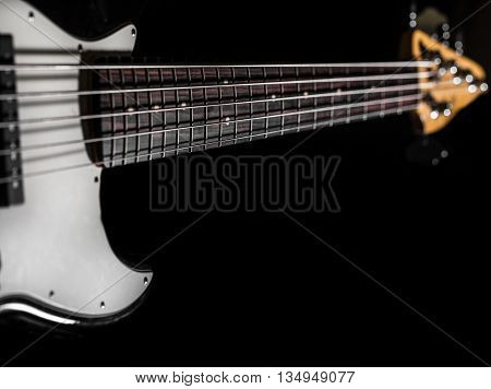Bass Guitar, Musical Instrument