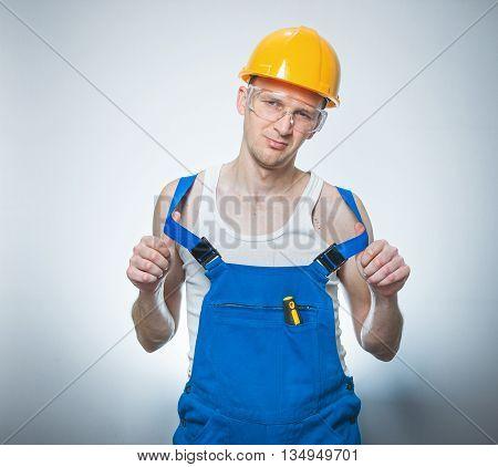 Loafer Manual Worker