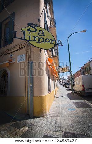Sa Limona Restaurant Corner