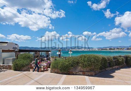 El Penon Restaurant By The Sea