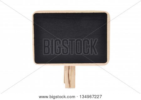 Wooden Plate With Leg