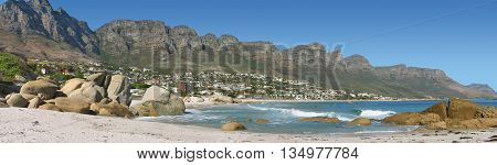 View Of Camps Bay, Cape Town South Africa