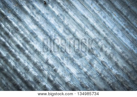 galvanized sheet texture for design background, corrugated background