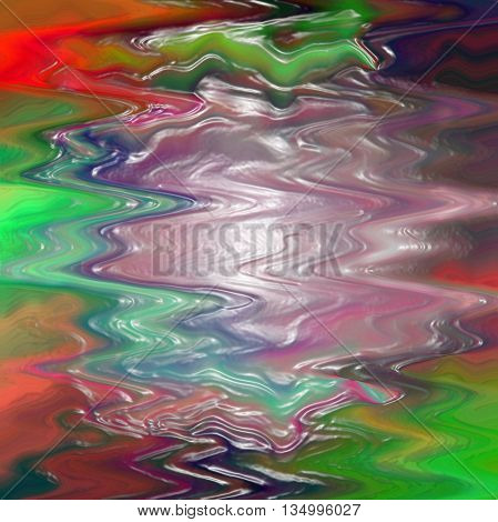 Abstract coloring background of the sunrise gradient with visual plastic wrap effects,good for your ideas design in the project