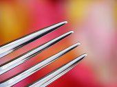 stock photo of kitchen utensils  - Close - JPG