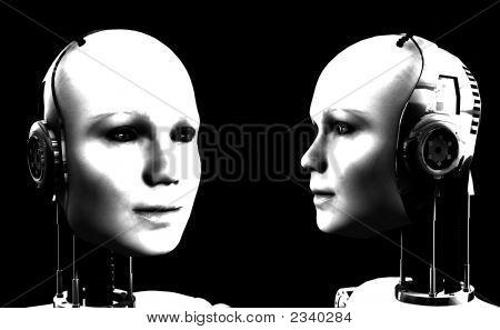 Robot Women 6