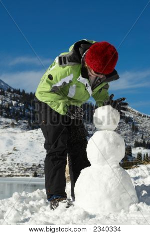 To A Build Snowman