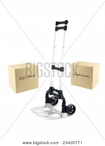 Removal Trolley