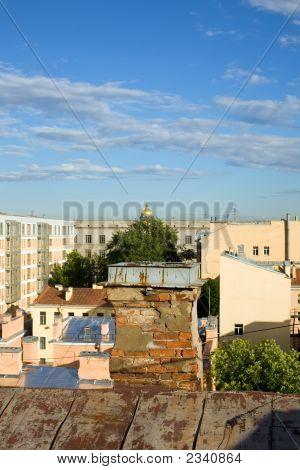 Petersburg'S Roofs