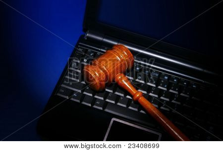 PC gavel