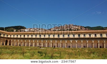 Padula Monastery