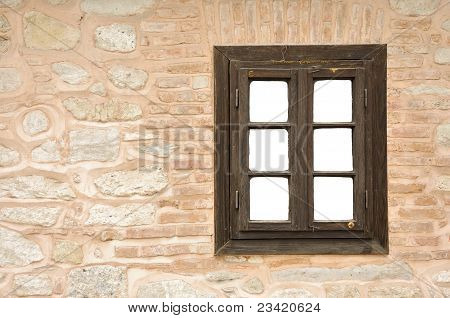 Wall And Window