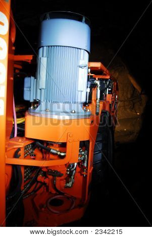 Heavy Duty Mine Machine