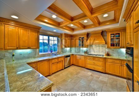 Gourmet Kitchen 1