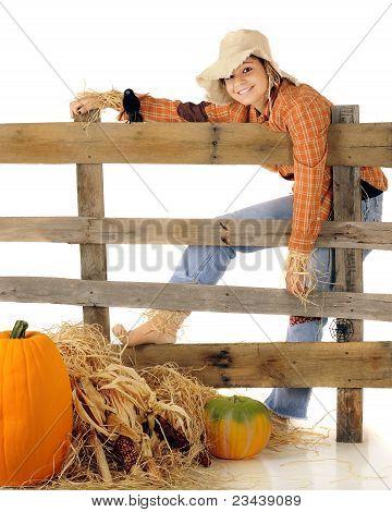 Floppy Living Scarecrow