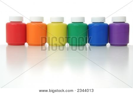 Rainbow Colours