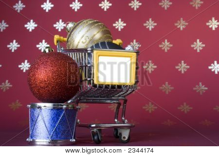 Shopping For Christmas