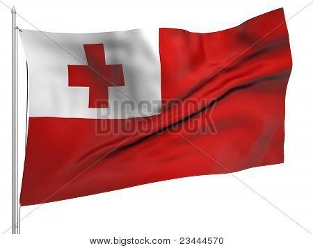 Bandera de Tonga - todos los países