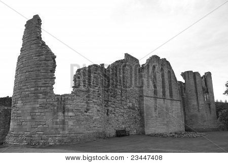 Ruins of Kildrummy Castle