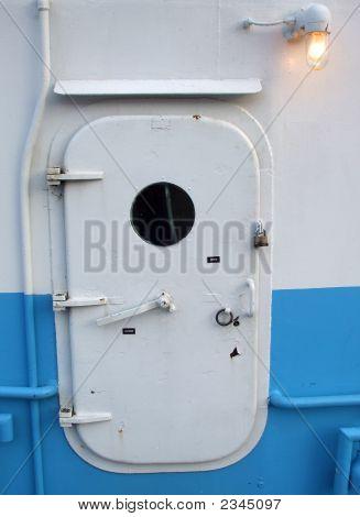 Boat Door