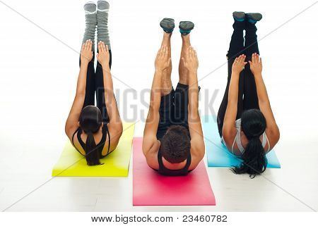 Active People Workout
