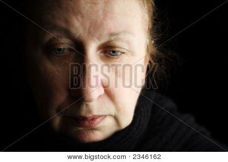 Woman In Sorrow