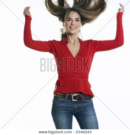Jumping Hair