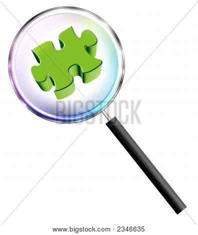 Magnify Jigsaw