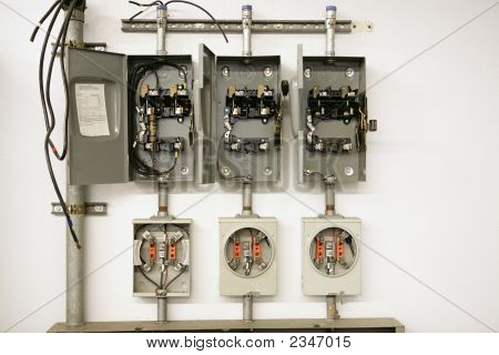 Electrical Meter Center
