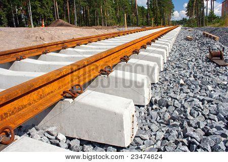 Lazos de ferrocarril