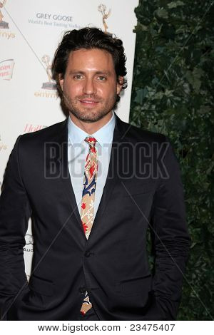 LOS ANGELES - SEP 16:  Edgar Ramirez 63rd Primetime Emmy Awards PERFORMERS NOMINEE RECEPTION at SPECTRA by Wolfgang Puck on September 16, 2011 in Los Angeles, CA