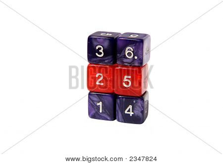 6-Sided Dice