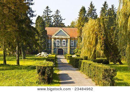 Castle Erdody Rubido Gornja Rijeka