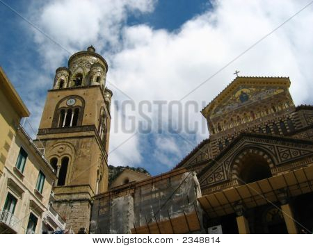 Amalfi Town Cathedral
